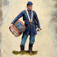 1/24 US infantry Resin Kits Unpainted Figure Model GK Unassembled