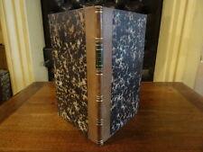 Vie de M. Pitt Chanin Le Normant 1806 Demi Veau Edition Originale