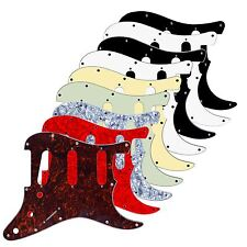 Stratocaster 11-Hole Scratchplate Pickguard SSS to fit Fender USA/MEX