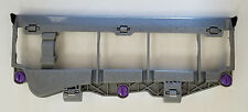 GENUINE DYSON DC07 VACUUM CLEANER SOLEPLATE ASSEMBLY - PURPLE - 905441 - USED