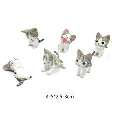 6 Pcs Lovely Anime Chi's Sweet Home Cat Room Decoration Cosplay Japanese Gift