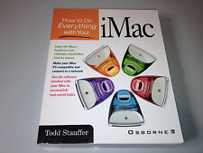 How to Do Everything with Your iMac by Todd Stauffer (1999)