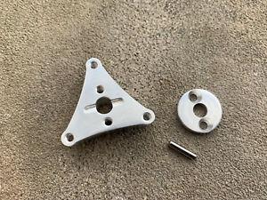 Aluminum Slipper Clutch Eliminator Spur Gear Adapter for Traxxas X-Maxx 8s
