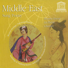 Various Artists - Middle East: Sung Poetry [New CD]
