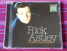 Rick Astley ~ Greatest Hits ( Malaysia Press ) Cd