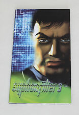 Syphon Filter 3 Press Kit - New and Complete - Sony PlayStation - 2001