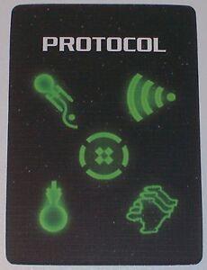 Protocolo Star Trek Attack Wing Temporal Guerra Fría Op