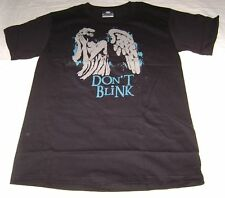 DOCTOR WHO WEEPING ANGEL STATUE T-SHIRT MEN'S M MEDIUM NEW DON'T BLINK