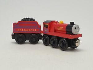 Thomas & Friends Wooden Railway Mike & Mike's Tender 2003