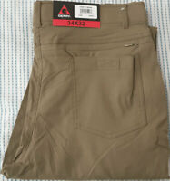NWT Gerry Men's Performance Pants, easy dry and stretch fabric, flexible waist