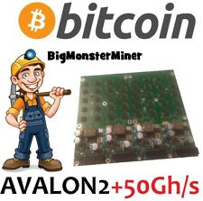 AVALON 2 MINING BOARD PROJECT 40x A3255-Q48 CHIPS BITCOIN BTC MINER ASIC BITMAIN
