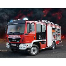 Revell Schlingmann Hlf 20 hombre TGM euro 6 1:24 Camión Modelo Kit 07452