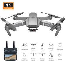 E68 RC Drone with 4K/1080P/720P HD Wide Angle Camera Wifi FPV Video Quadcopter