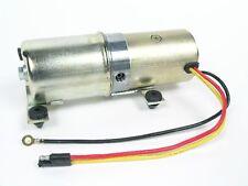1965 1966 Plymouth Satellite Convertible Pump Motor