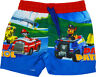 Paw Patrol Swimming Shorts Boys Kids Swim Trunks Ages 18 Months To 5 Years