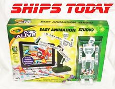 22 Crayola Easy Animation Studio Sets Art Craft Class School Supply Teacher