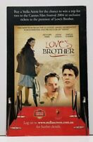 Love's Brother Movie Poster Postcard G19