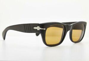 Persol Ratti Rare Vintage Sunglasses Meflecto Masive
