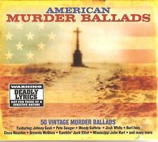 AMERICAN MURDER BALLADS - 2 CD BOX SET