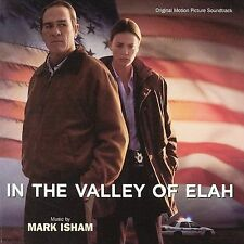 In the Valley of Elah Soundtrack - Music by Mark Isham - CD - Free Postage
