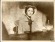 John Huston Jennifer Jones WE WERE STRANGERS foto grande formato 1949