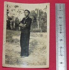 PHOTO ARGENTIQUE 1950 GUERRE INDOCHINE ANNAMITE