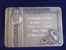 Medal bronze F.C. do Porto - Shell in 1994 inauguration of the official supply