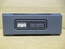 Iniettore di potenza Cisco Aironet AIR-PWRINJ 3 48 V 2x RJ45