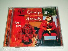 Carolyn Arends FEEL FREE There You Are New Year's Day Christian Music 10-Song CD