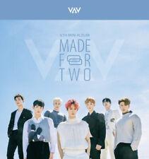 [SIGNED CD] VAV-MADE FOR TWO (6TH MINI ALBUM) SIGNED BY ALL MEMBER K-POP NEW