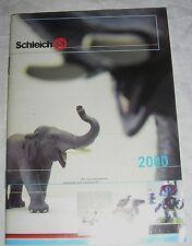 Schleich - Katalog - Prospekt - Werbeheft von  2000