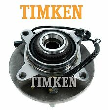 Ford F-150 Lincoln Mark LT Front Wheel Bearing and Hub Assembly Timken SP550207