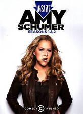 Inside Amy Schumer: Seasons 1 & 2 (DVD, 2015, 3-Disc Set)