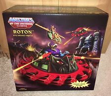 Masters of Universe Classics ROTON & SKELCON Evil Vehicle Figure Set IN STOCK