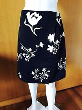 Sussan-Daisy Print-Wrap Skirt-Size 14
