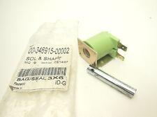 Hobart 00-346915-00002 solenoid and shaft 208V 15W