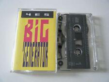 Progressive/Art Rock Excellent (EX) Music Cassettes
