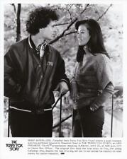 "E. Fryer, R. Chao in ""The Terry Fox Story"" Vintage Movie Still"