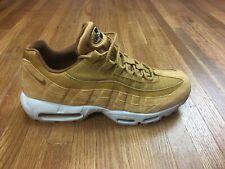 Nike Air Max 95 SE Mens Shoes Sz 11.5 Wheat Carhartt AM95 Limited Classic