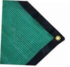 70% Green Shade Cloth with Grommets , Premium Heavy Duty Mesh Tarp 12ft X 10ft