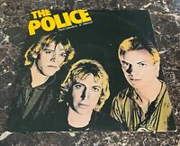 The Police Outlandos d'Amour Vinyl LP 1978 A&M Sting Stewart Copeland VG TESTED