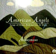 Anonymous 4: American Angels Songs of Hope, Redemption, & Glory CD MINT #66