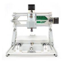 Mini DIY CNC 1610+ Mill Router Kit USB Desktop Wood Engraver PCB Milling Machine