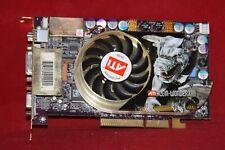 ATI All-in-Wonder AIW, Radeon x800 XT, 256mb 256bit GDDR 3 AGP Grafikkarte.