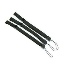 5Pcs Black Strap Hand Wrist Lanyard for Camera Mobile Phone Cellphone Mp3