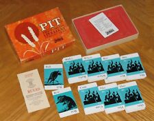 Pit Card Game - Vintage 1964 Parker Brothers - Made in Usa No.660