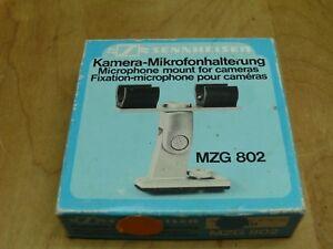 Sennheiser Kamera-Micropfonhalterrung Microphone Mount for Cameras MZG 802