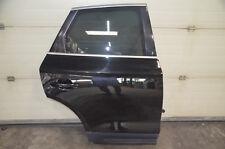 Audi Q5 FY SQ5 S-Line Tür Hinten Rechts Rear Door Righ HR Black Schwarz 1720