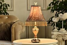 European Polymer/Lens Champagne Gold Height 58.5CM Decorative Table Lamp/Light
