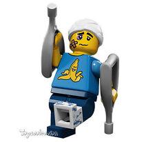 LEGO MINIFIGURES SERIE 15 - MINIFIGURA CLUMSY GUY 71011 - ORIGINAL MINIFIGURE